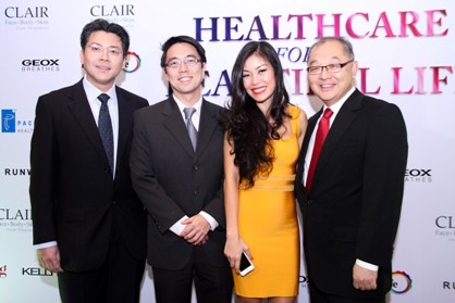 "Tiệc ""Healthcare For A Beautiful Life"" ấm cúng của Clair Center"