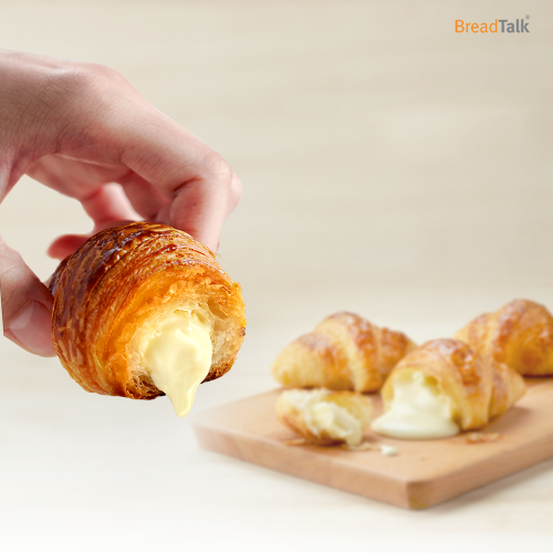 BST sản phẩm phô mai Real Cheese, Real Happiness của BreadTalk