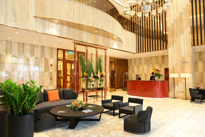 Sherwood Suites - Lobby