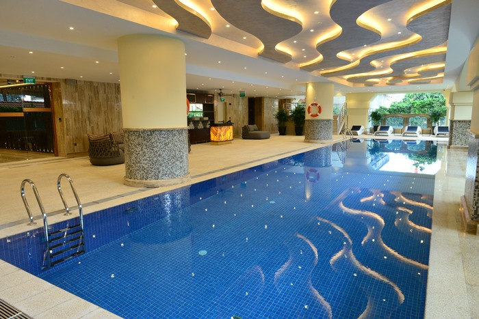 Sherwood Suites - Swimming Pool