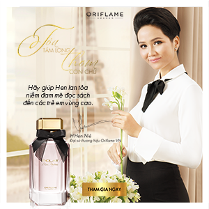 Banner Oriflame